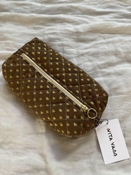 Bilde av Liten taske - brun med