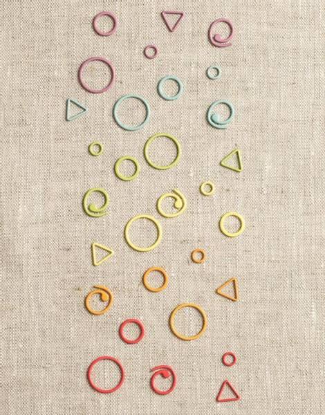 Bilde av Flight of stitch markers