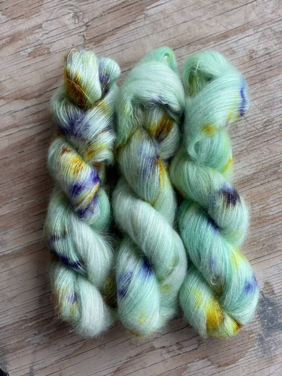 Silk Mohair - Spearmint