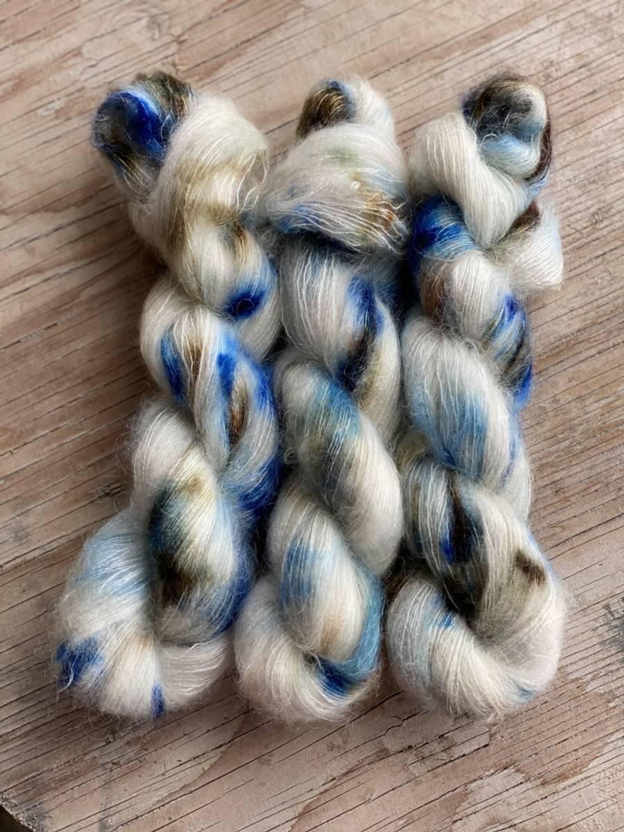 Silk Mohair - Sjø