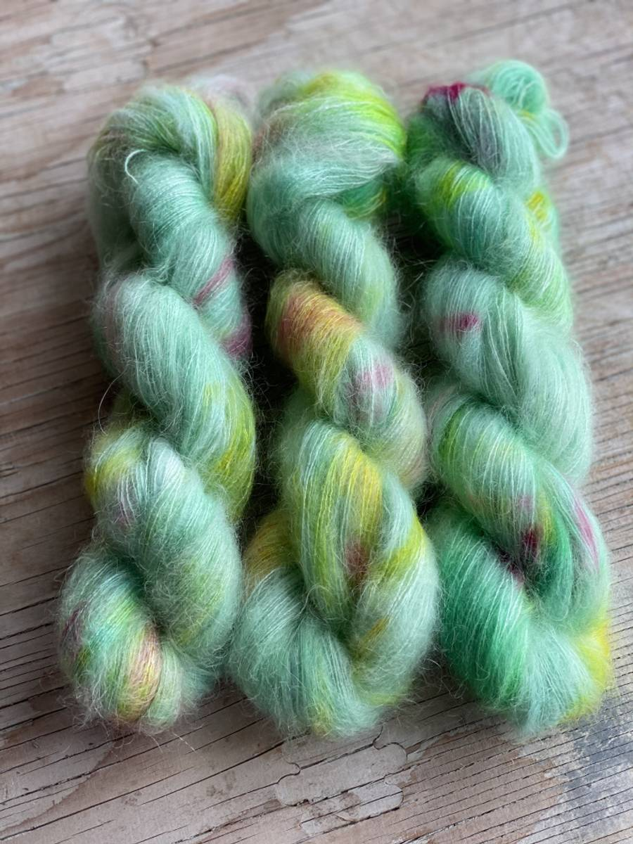 Silk Mohair - Hage
