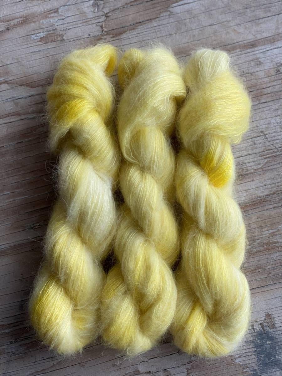 Silk Mohair - Limon