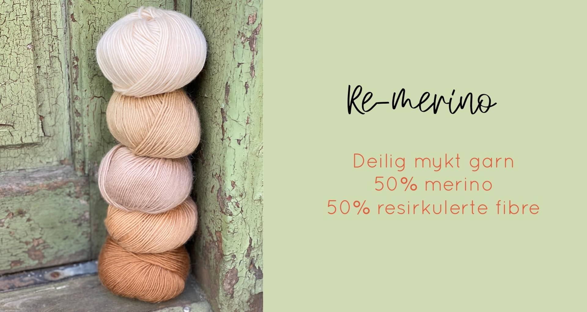 Fluffy mohair, Silk mohair, rederiforbund, re-merino strikkefebergarn