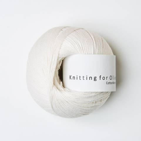 Bilde av Naturhvid - Cotton Merino