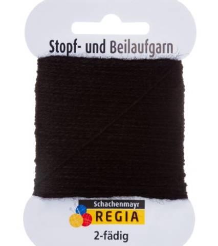 Bilde av Regia Stoppegarn - 2066 Sort