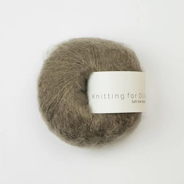 Bark - KFO Soft Silk Mohair