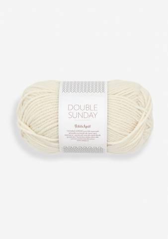 Bilde av 1012 - Whipped Cream - Double Sunday