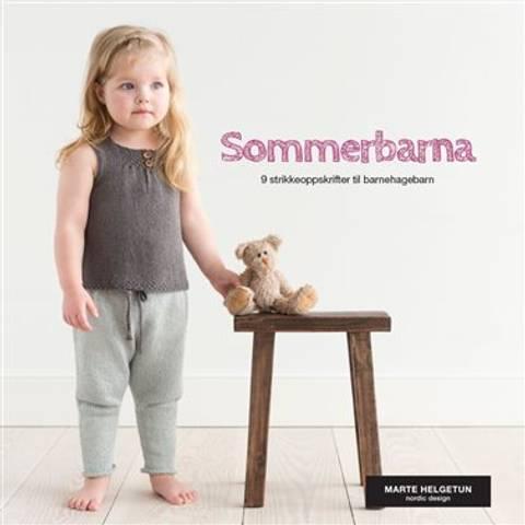 Bilde av Sommerbarna - Marte Helgetun