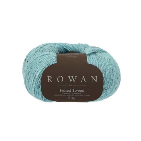 Bilde av 803 Winter Blue  - Rowan Felted Tweed