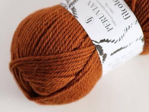 Bilde av 352 Red Squirrel - Peruvian Highland Wool