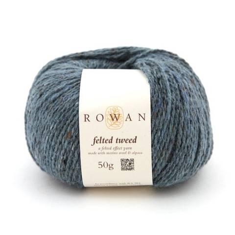 Bilde av 194 - Delft - Rowan Felted Tweed