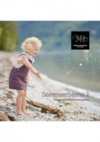 Bilde av Sommerbarna 2 - Marte Helgetun