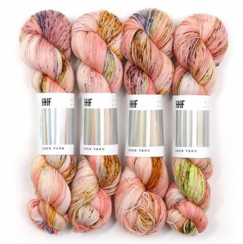 Bilde av Bloom - HHF Sock yarn