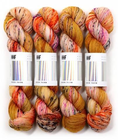 Bilde av Harvest - HHF Sock yarn