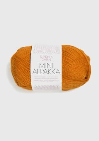 Bilde av 2337 Gyllen Oker - Mini Alpakka