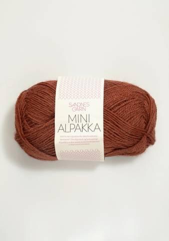 Bilde av 3355 Rust - Mini Alpakka