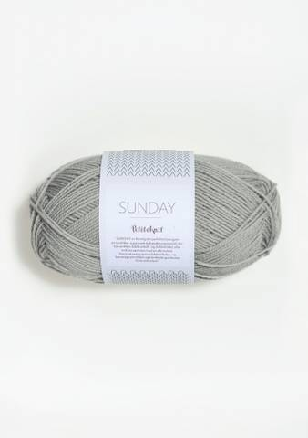 Bilde av 1031 Foggy Grey - Sunday PetitKnit
