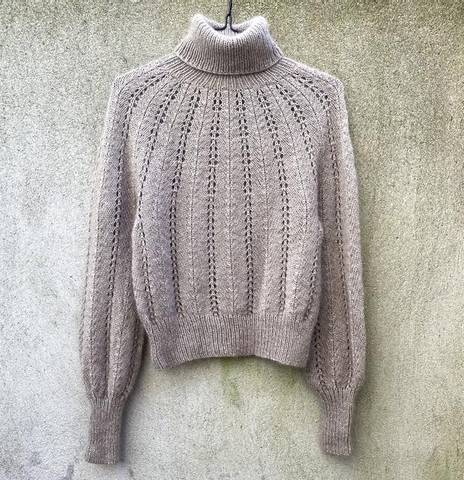 Bilde av Bregne sweater - norsk