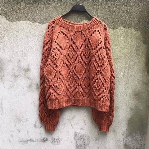 Bilde av Clothilde sweater - norsk