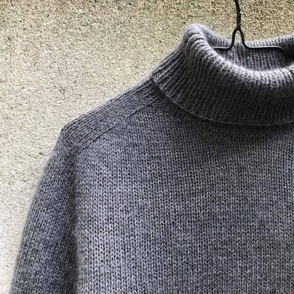 Karl Johan sweater - norsk