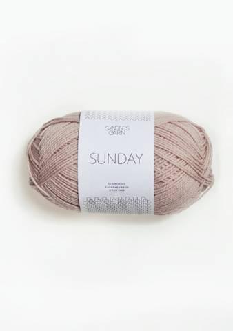 Bilde av 3511 Pudder rosa - Sunday