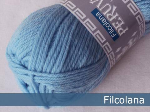 Bilde av 141 Alaskan Blue - Peruvian Highland Wool