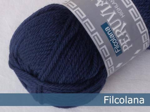 Bilde av 145 Navy Blue - Peruvian Highland Wool