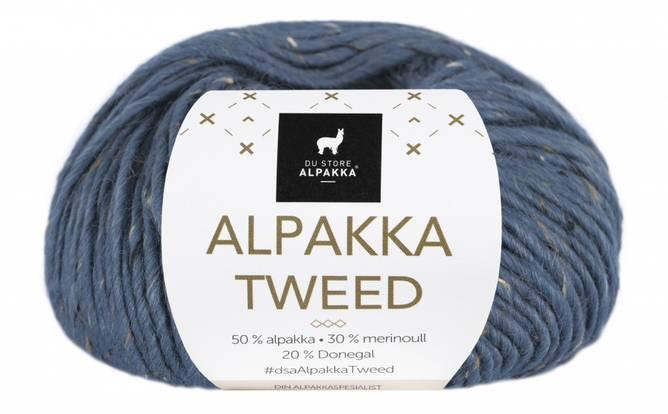 Bilde av Alpakka Tweed