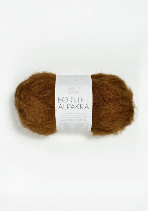 Bilde av Børstet Alpakka