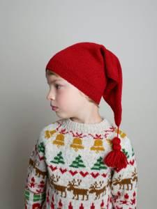 Bilde av Rauma Garn - Nisselue strikkepakke