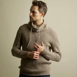 Bilde av Rauma Garn - Ivargenser (Beige) strikkepakke