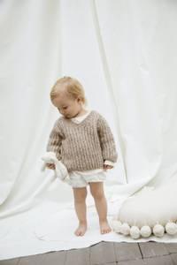 Bilde av 368-3 Lottegenser til barn oppskrift