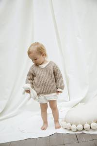 Bilde av Rauma Garn - 368-3 Lottegenser til barn