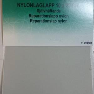 Bilde av Reparasjonslapper - selvklebende - nylon, 10 x 20