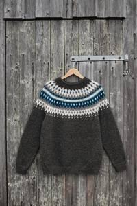 Bilde av Rauma Garn - Vardegenser til herre strikkepakke