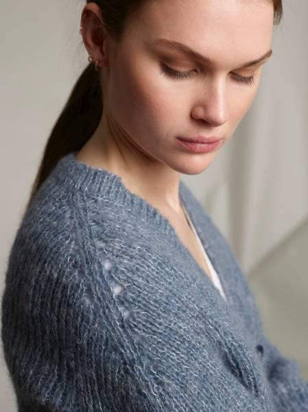 Rauma Garn - Lillys hverdagsjakke strikkepakke