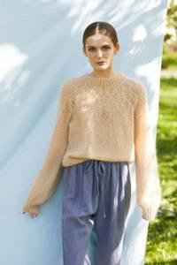 Bilde av Rauma Garn - Villblomstgenser strikkepakke