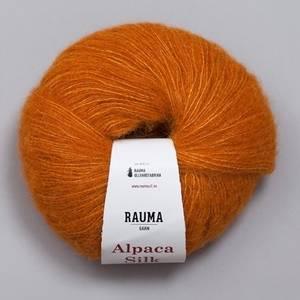 Bilde av ALPACA SILK - 281 Oransje