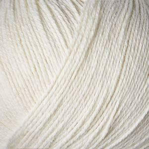 Bilde av Cotton Merino - Naturhvid