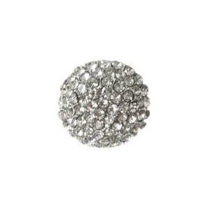 Bilde av KN459 - Metall/diamanter, 17mm
