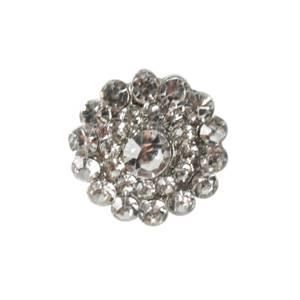 Bilde av KN460 - Metall/diamanter, 21mm