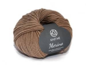 Bilde av Knit Me MERINO - 102 Havre