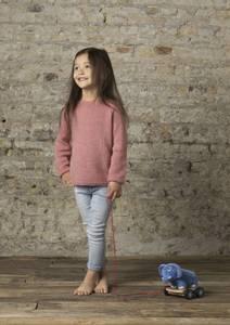 Bilde av 3807 - Simplicity raglangenser til barn