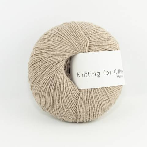 Bilde av Champignonrosa - Knitting for Olive, Merino