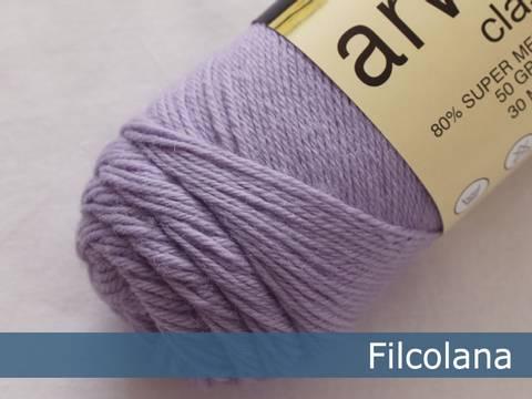Bilde av Lavender Frost 267 - Filcolana, Arwetta