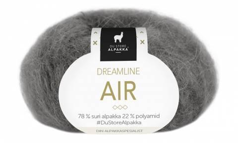 Bilde av 302 Antrasitt - Du Store Alpakka, Dreamline Air