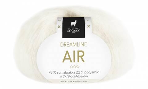 Bilde av 304 Hvit - Du Store Alpakka, Dreamline Air