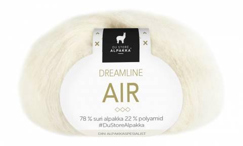 Bilde av 305 Natur - Du Store Alpakka, Dreamline Air