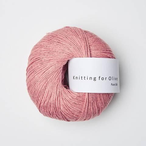 Bilde av Rabarbersaft - Knitting for Olive, Pure Silk