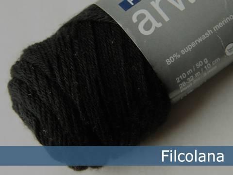 Bilde av Black 102 - Filcolana, Arwetta